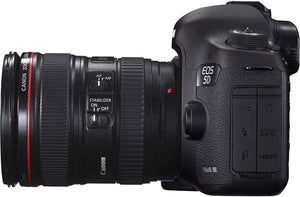 We Love... The Canon EOS 5D MARK III + EF 24-105mm f/4L IS USM