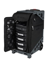 Load image into Gallery viewer, WE Love... Zuca Pro Artist Case is a professional makeup case on wheels.