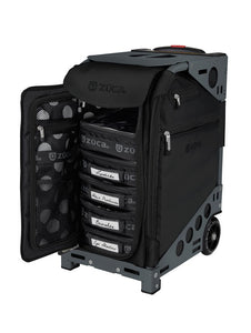 WE Love... Zuca Pro Artist Case is a professional makeup case on wheels.