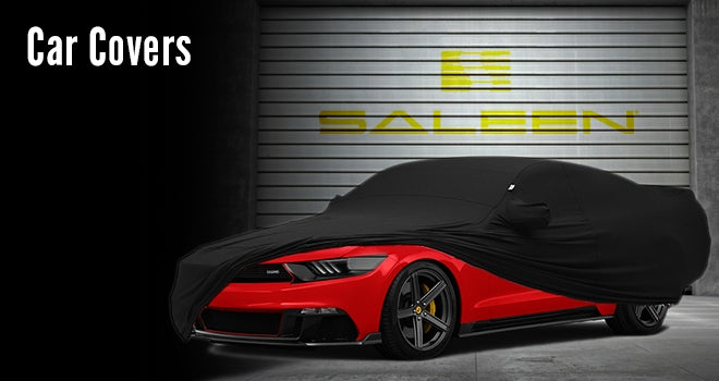 Saleen Car Cover
