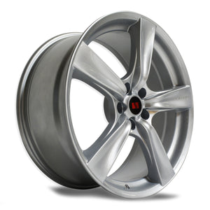 Saleen 'Secca' Staggered Wheel Set