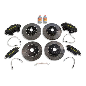 12-16 Tesla Model S Carbon Brake Package