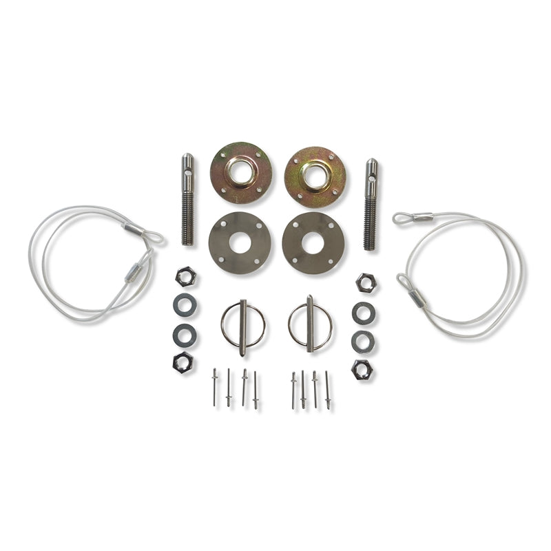 Hood Pin Kit, S302 PJ H302