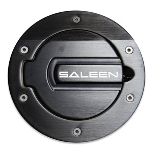 Saleen Fuel Filler Door, Alum, 05-09 GT, S281 - Brushed