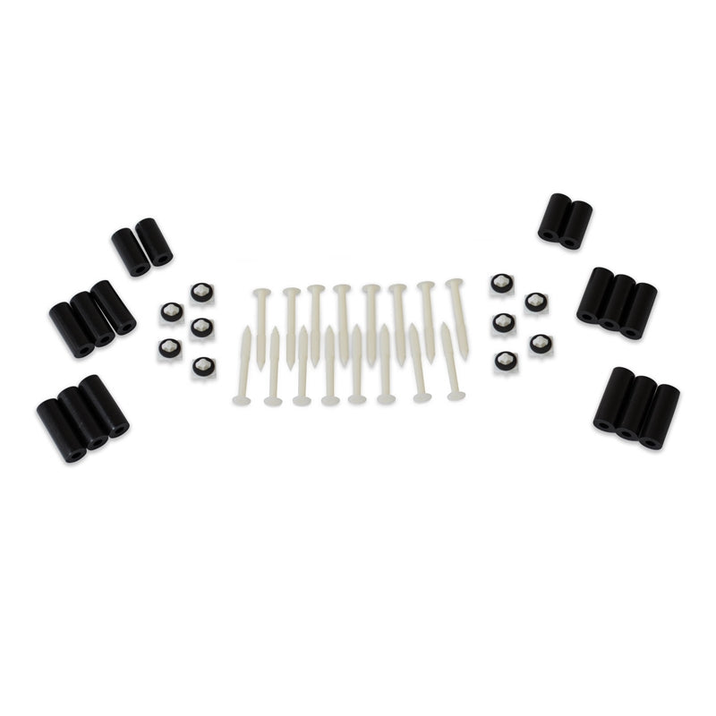 05-09 S281 Side Skirt Hardware