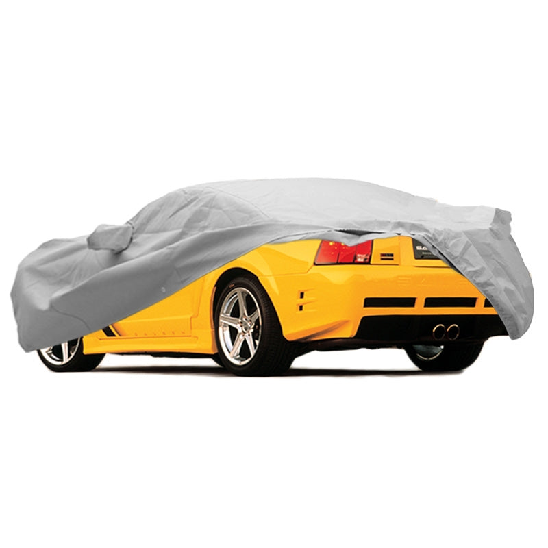 99-04 S281 S351 Gray Evolution Car Cover