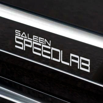 Decal, Door, Speedlab, 05-09 S281