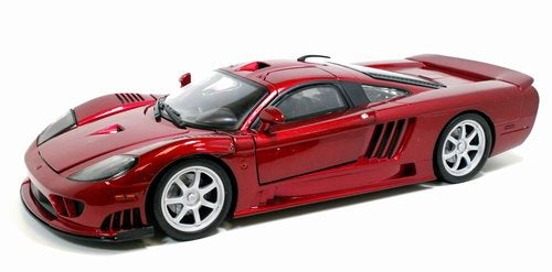 S7 Twin Turbo Diecast Red 112 Scale