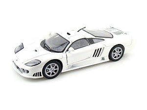 S7 Diecast White118 Scale