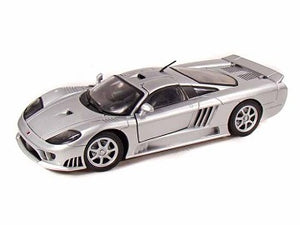 S7 Diecast Silver 118 Scale