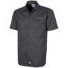 Men's Short Sleeve Shop-Shirt by Dickies