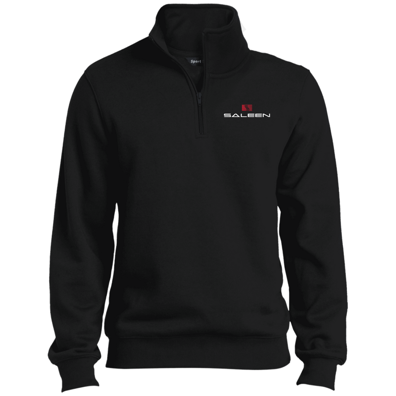Saleen Tall 1/4 Zip Sweatshirt