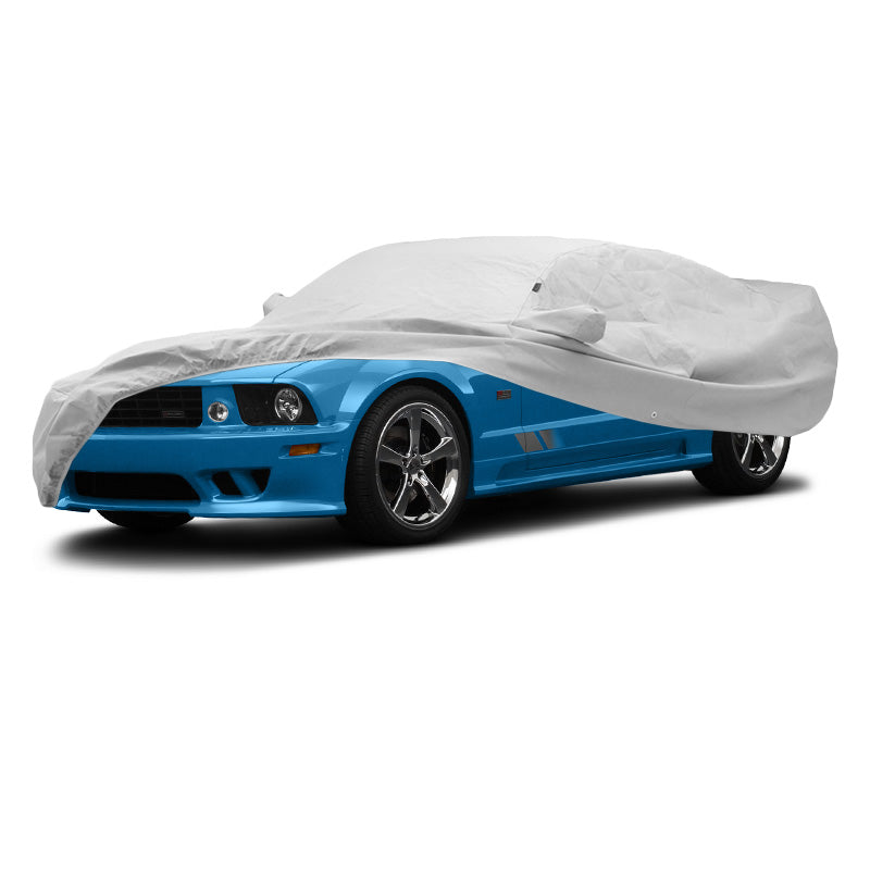 Gray Evolution Saleen S281 Car Cover 2005-09