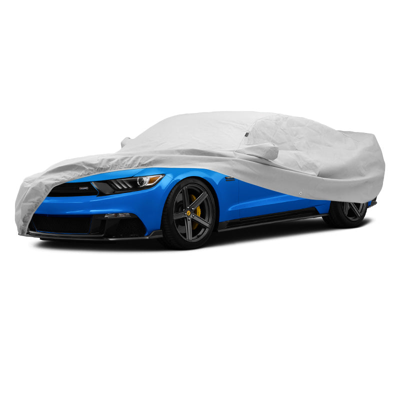 Gray Evolution Saleen S302 Car Cover 2015+