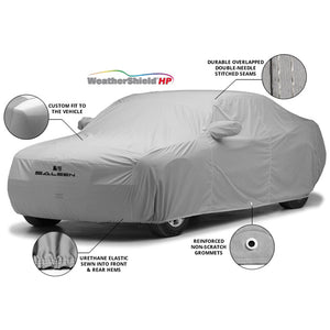 WeatherShield HP Saleen S281 S351 Car Cover 1999-04