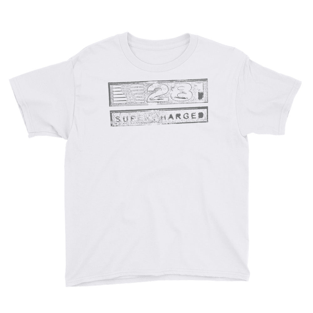 281 Supercharged Youth Short Sleeve T-Shirt