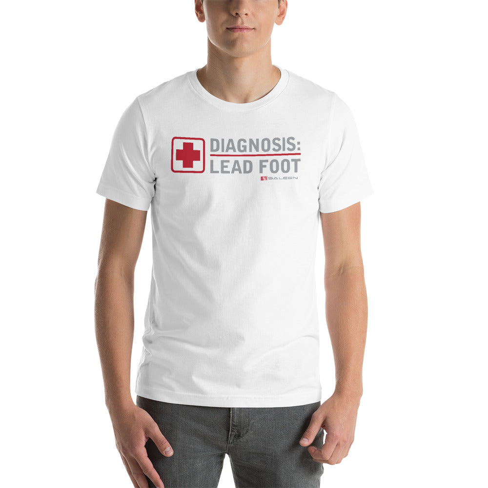 Diagnosis Short-Sleeve Unisex T-Shirt