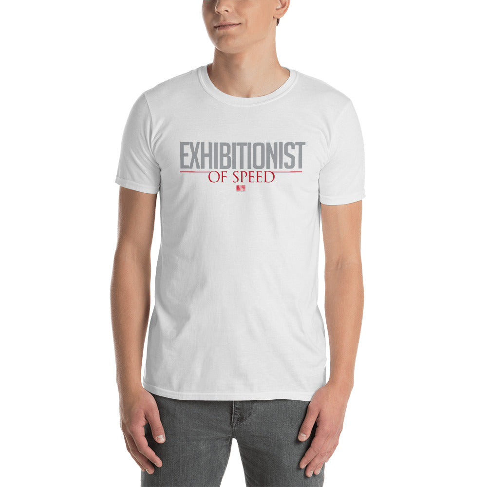 Exhibitionist Short-Sleeve Unisex T-Shirt