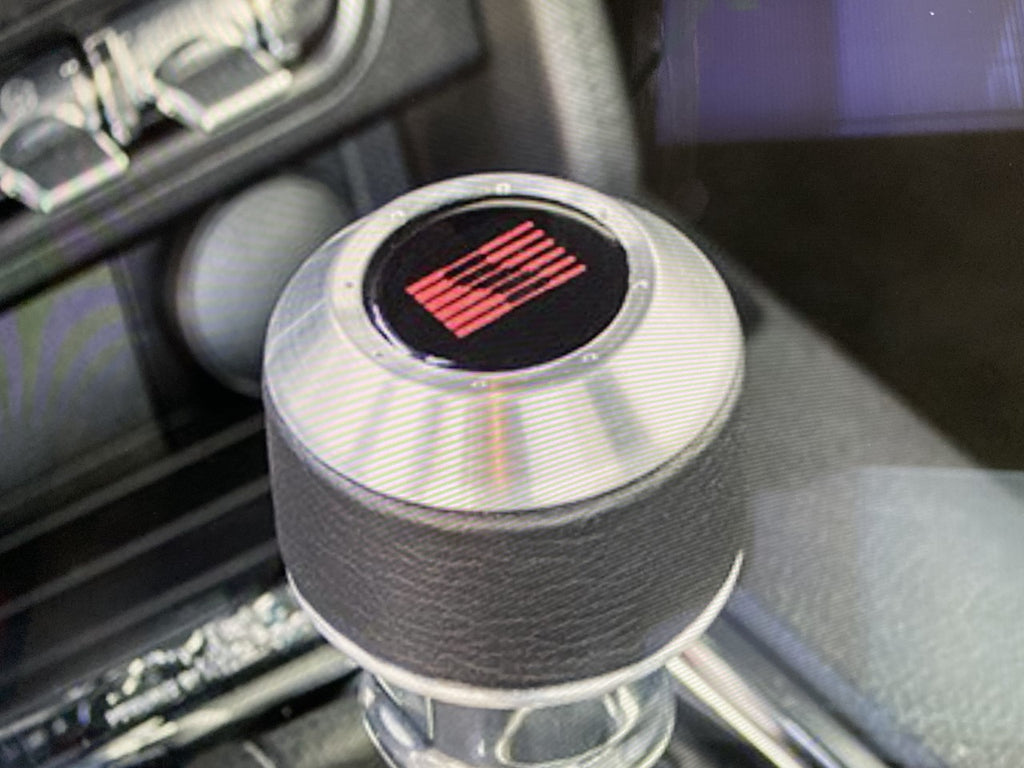 Shift Knob Emblem Only, Saleen S302, MY15+