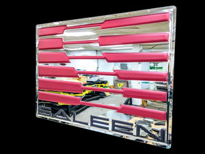 Saleen Logo Wall Hanging