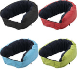 3-in-1 multifunctional zippered neck pillow