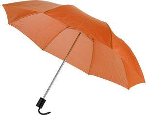 Manual foldable polyester (190T) umbrella