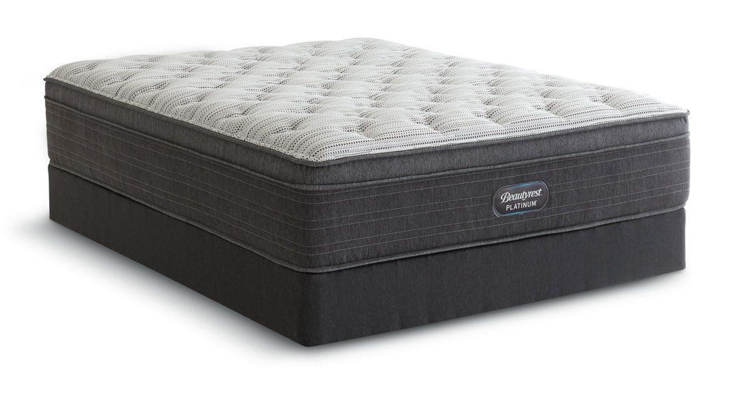 Simmons-Beautyrest Platinum Mattress-Queensway Mattress
