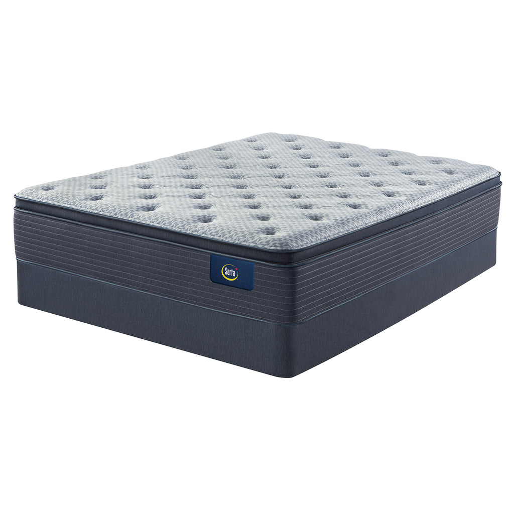 Serta- Cosmic Pillow Top Plush-Queensway Mattress