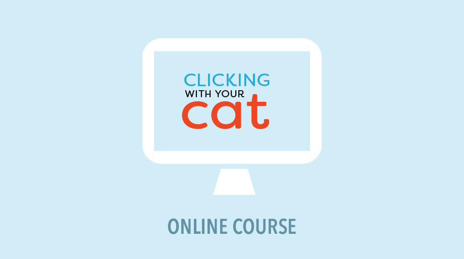 Online Clicker Training Course For Cats