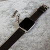Emery Dress Epsom Leather Strap in Black (38 & 40mm) - Nomad Watch Works Malaysia