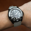 Flex Rubber Strap in Clear (20mm) - Nomad Watch Works Malaysia