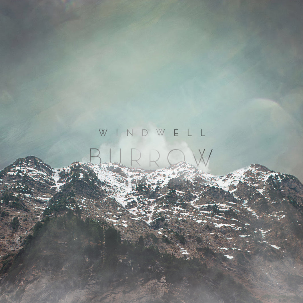 Burrow by Windwell - physical CD