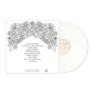 It's Our Favorite Time Of Year white vinyl back by Handsome and Gretyl