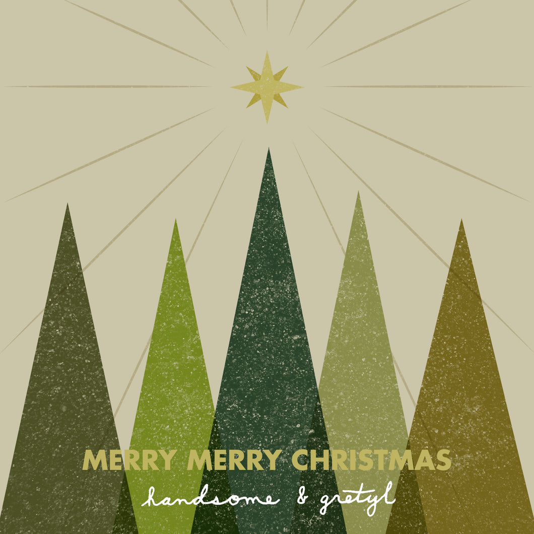 Merry Merry Christmas (digital single)