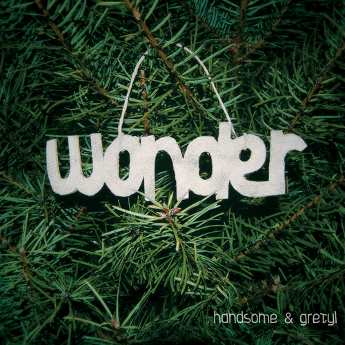 Wonder by Handsome and Gretyl - physical CD