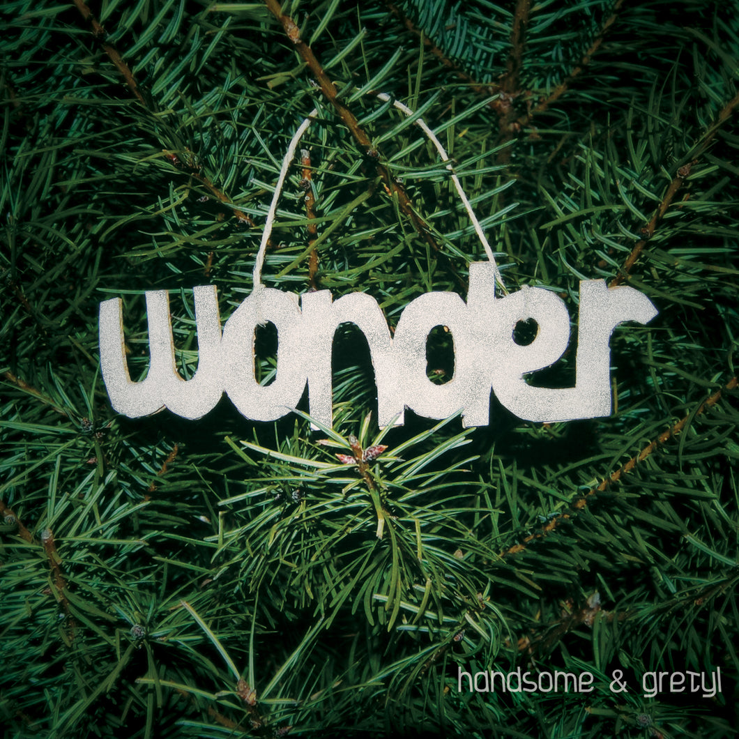 Wonder by Handsome and Gretyl - (Digital Album)