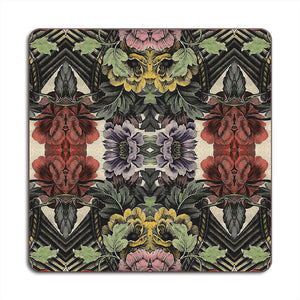 PATCH NYC Basket Bouquet Square Table Mat