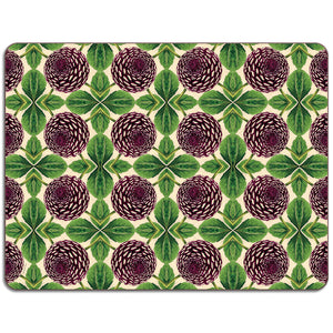 PATCH NYC Purple Dahlia Table Mat {AVLTMPD}