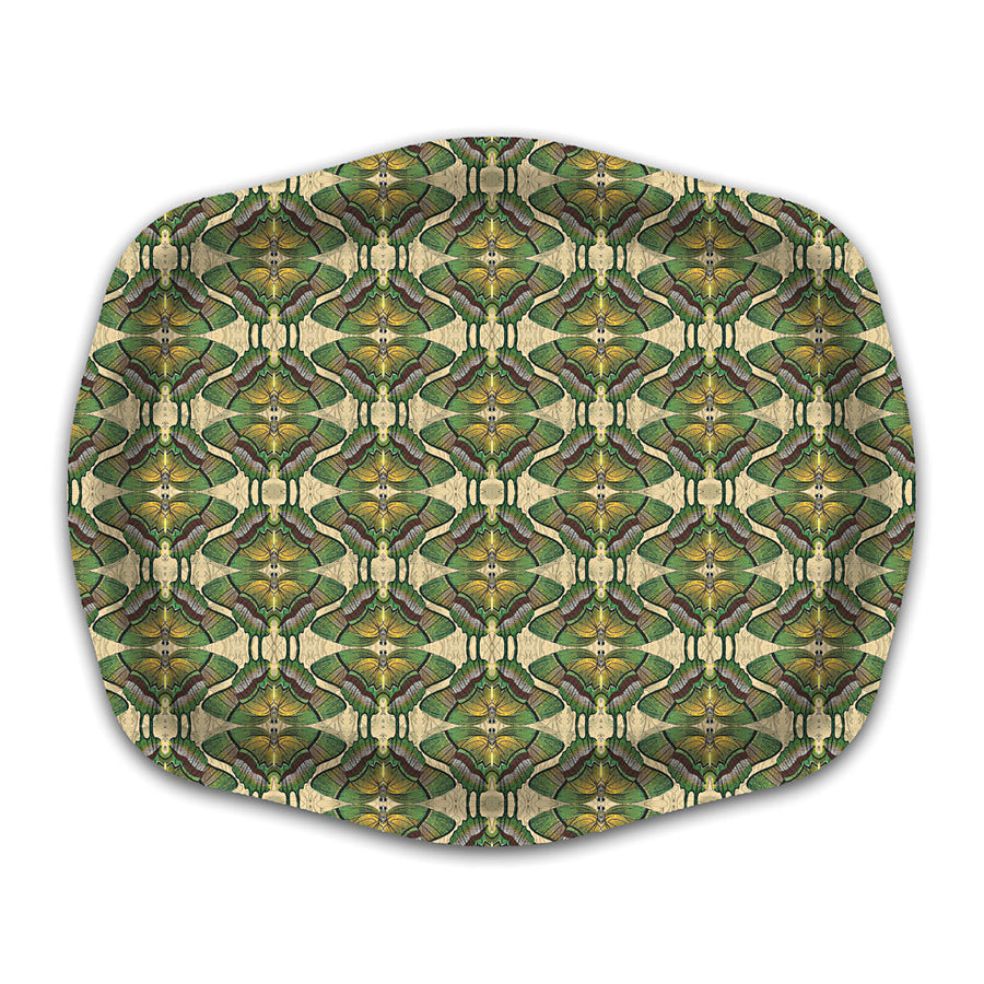PATCH NYC Green Butterfly Platter Tray {AVSHTRGB}
