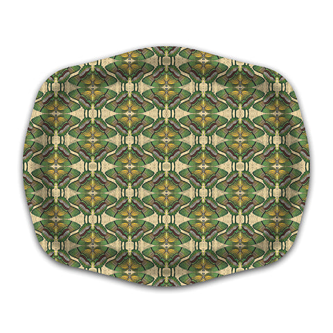 PATCH NYC Green Butterfly Shaped Tray {AVSHTRGB}