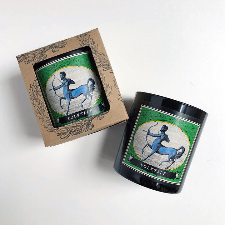 Folktale Candle