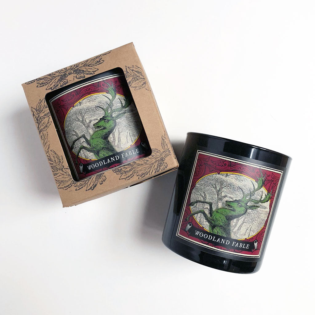 Woodland Fable Candle