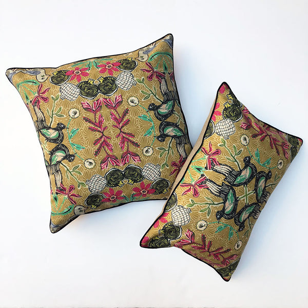 Collage 1 Pillows by Nathalie Lete & PATCH NYC
