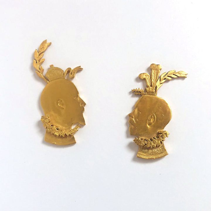 Party King Earrings