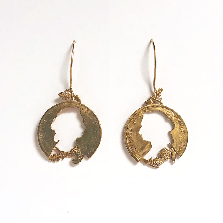 Victoria Silhouette Earrings
