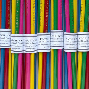 Feel Good Pencil Set {E101}
