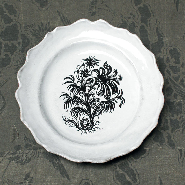 Flower Medium Plate {ASPPTC14}