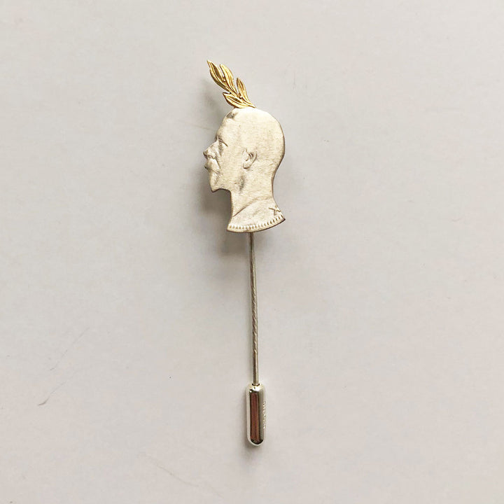 George V Stick Pin