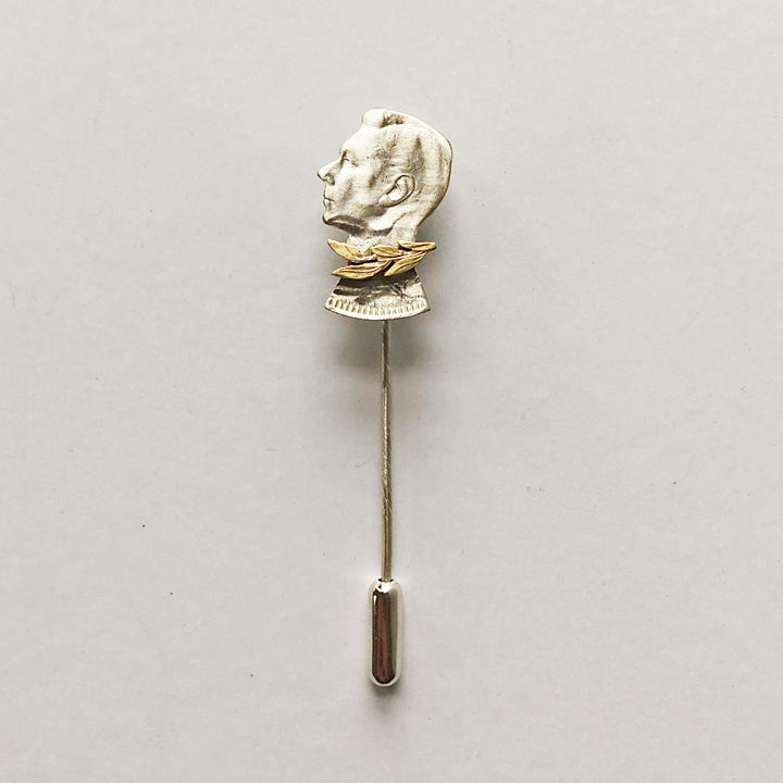 George VI Stick Pin