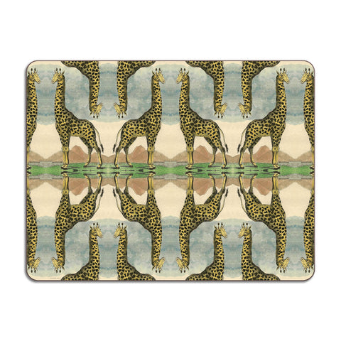 PATCH NYC Giraffe Table Mat {AVLTMG}